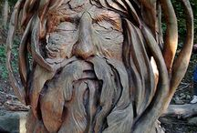 Tree carving / by Pam May