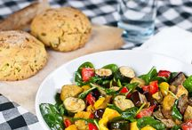 Paleo &/or Clean Side Dishes  / by TheBusy Bakers