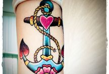 Anchors <3 / by Sammi Grace