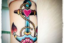 Tattoos. / by Jessi Bruntz
