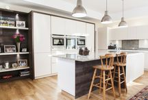 Inspiring German Kitchens / A selection of inspiring in-toto customer kitchens.