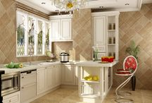 Custom and Bespoke Kitchen Cabinet  / OPPEIN Custom Kitchen Cabinet Collection