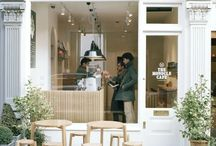 Shop / Cafe and homewares store planning