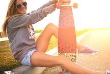 Skateboard, Longboard