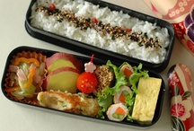 Delicious bento made by our customers