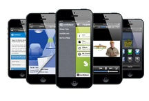 """Power of Green"" iPhone app"