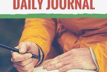 Journaling. Sounds nice. ♥
