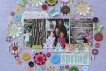 Scrapbook Pages / by Barbara Cozart