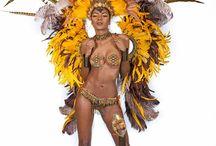 Antigua Carnival costumes 2016