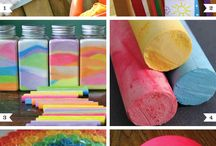 birthday party ideas / by Michelle Basque
