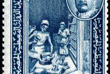 Aden - Qu'aiti State in Hadhramaut Stamps