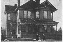 """Harrison County - Cynthiana Homes (1896) / A virtual album of the residences of Cynthiana, Kentucky's hoi polloi (that means """"big wigs"""" in Greek) as they appeared within the pages of The Cynthiana Democrat's Special Edition of 1896.  Many of these houses can still be found in town today, providing homes to their owners and something pretty to look at for visitors to the """"Maiden City."""""""