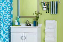 Home {Bathroom} / by Stephani Obenauf