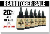 #BEARDTOBER 2015 Sale!