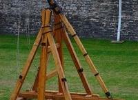 Medieval war machines