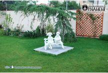 Statues - Statui de Gradina