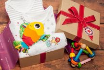 Baby Gifts for Twins / Baby Gift hampers especially for twins from The Baby Box Company