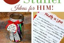 stocking stuffer ~ thoughtful gifts / by Abundantly Blessed