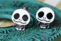 Tim Burton's jewelery ⭐♥