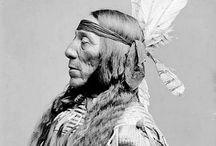 Hidatsa tribu Dakota Nord