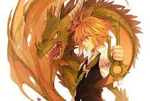 Mangas y Animes Favoritos