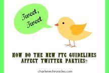 Legal Tips for Bloggers / by Charlene {Charlene Chronicles}