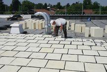Flachdachdämmung mit puren / Für jedes Flachdach die richtige Dämm-Lösung. Ob Neubau oder Sanierung, für jede Anwendung das richtige Produkt.