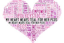PCOS Pictures / Picture this! Polycystic Ovary Syndrome...