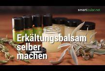 Balsam & Crèmes, Sprays, Massageöle