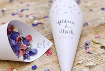 Personalised Wedding / Personalise your wedding