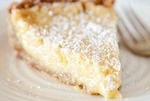 Crack pie / Hard make but very tasty