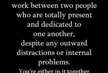 relationship/friendship