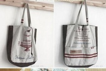 Dress up - Tote etc. / by kaffe happymoment