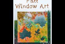Fall activities for preschool / by Melissa Moore Gibbs
