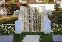 décoration centres table