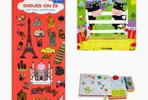 Cuentos para fomentar la lectura / Libros infantiles y cuentos que por sus características son muy apropiados para despertar el interés y el amor por la lectura entre los niños