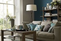 House ideas and paint colour ideas/combos