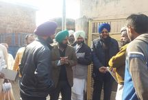 Door to Door Campaigning by youth