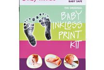 BABY KEEPSAKE GIFTS / A gorgeous range of keepsake products to capture your baby's little hands and feet