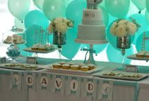 Party Backdrops / Backdrop ideas to inspire your party.  / by Fizzy Party