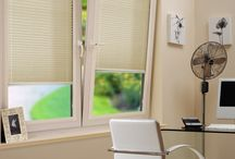 INTU Blinds / INTU blinds require no drilling or screw fixing, meaning that window frames remain unmarked and installation is quick and very easy.