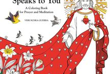 Jesus Speaks to You: A Coloring Book for Prayer and Meditation / The Jesus Speaks to You coloring contest. Enter to win a free copy of the new coloring book from Pauline Books & Media.