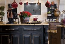 Design - Kitchen Idea's / by Tori's Story Board