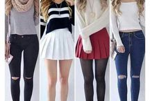 Outfits for back to school  ❤️