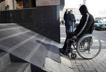 RIDICULOUS  Wheelchair Ramps / Sad and funny at the same time.. They just keep coming.