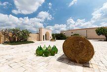 La struttura / Relais Histó San Pietro sul Mar Piccolo  Hotel - Restaurant - Spa  A Taranto, Puglia, Italy