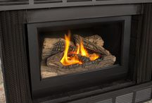 Valor Fireplaces - Retrofire Insert Series / Engineered to keep the heat inside your home (and not up the chimney), the Retrofire insert is designed for installation within existing masonry and factory-built wood burning fireplaces. / by Valor Fireplaces