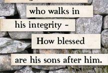 Verses on Parenting