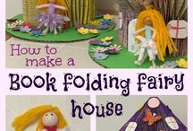 book fold coloring