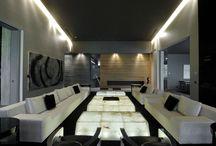 Residencia privada - Tarima de madera de gran formato Lignum Elite / Tarima de madera de gran formato Lignum Elite instalada en residencia privada.